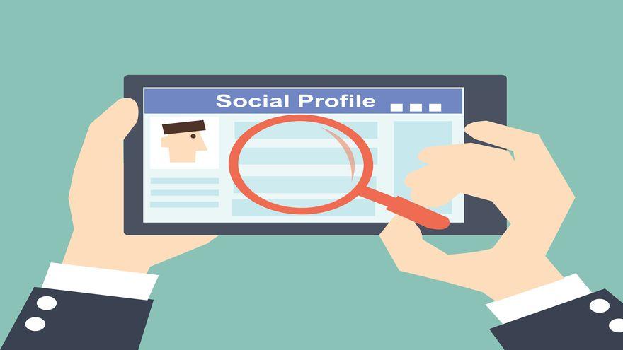 Resultado de imagen para buscar empleo en redes sociales