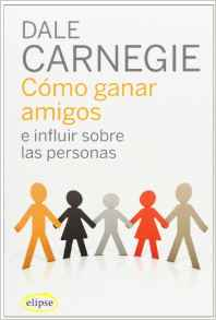libro Cómo ganar amigos e influir sobre las personas REPOKER DE ASES de libros de Management y Liderazgo